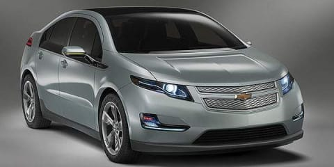 GM plans upgrade of Volt upon release