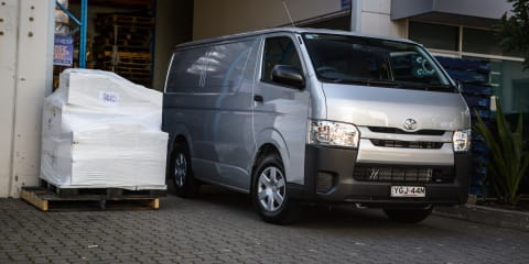 2016 Toyota HiAce LWB Review