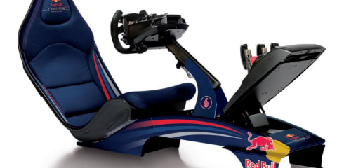 Playseats Red Bull F1 game seat