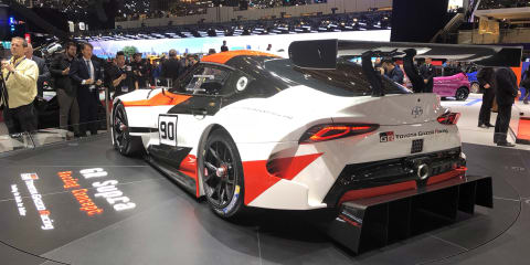 Toyota Supra hybrid on the cards