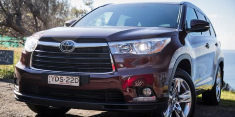 2016 Toyota Kluger Grande (4x4) Review