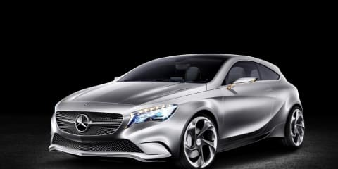 2012 Mercedes-Benz A-Class AMG confirmed