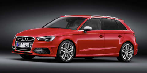 Audi S3 Sportback: 221kW hot-hatch unveiled