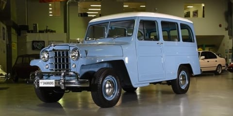 1951 Willys Overland Station Wagon: An SUV ahead of its time