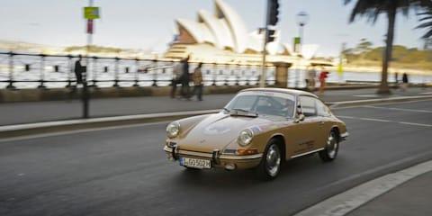 Porsche Australia celebrates 50 years of 911