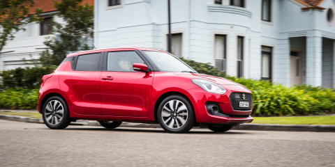 2017-19 Suzuki Swift recalled