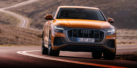 2019 Audi Q8 review: 55 TFSI petrol