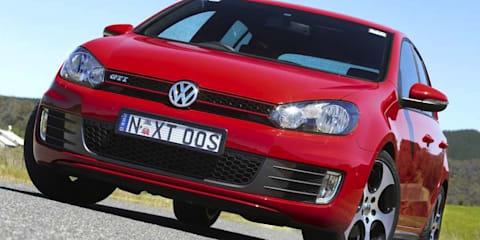 Volkswagen Golf outselling Ford Falcon in Australia in 2011