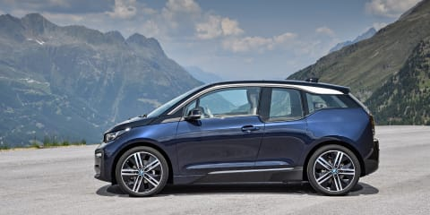 2018 BMW i3 and i3s pricing and specs