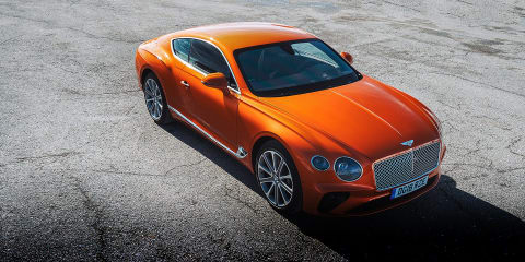 2018 Bentley Continental GT review