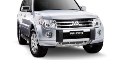 2011 Mitsubishi Pajero launched in Australia