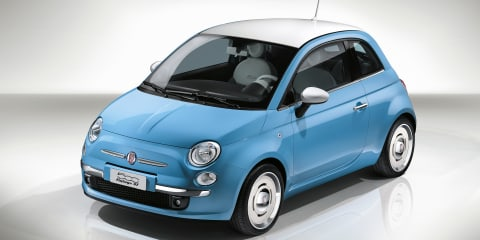 Fiat 500 Vintage '57 Edition on the cards for Australia