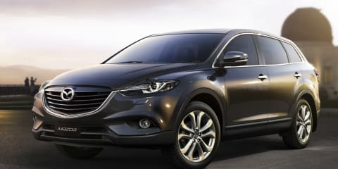 2013 Mazda CX-9 unveiled