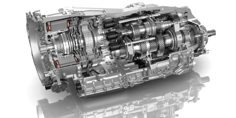 Meet ZF and Porsche's new eight-speed DCT