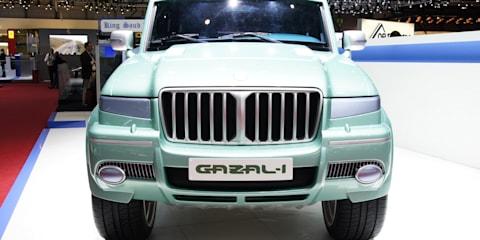 Saud Gazal-1 to become Saudi Arabia's first car