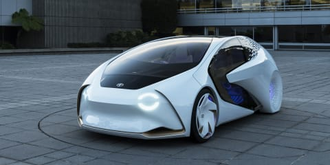 Toyota Concept-i:: Self-driving vehicle with AI assistant debuts at CES