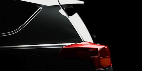 2013 Toyota RAV4 teased