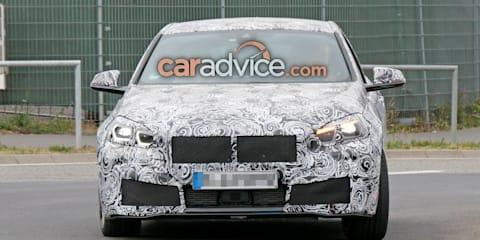2019 BMW 1 Series spied at the Nurburgring