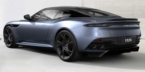Configurator Challenge: Aston Martin DBS Superleggera, featuring 'Nick'