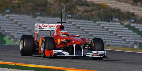 Ferrari bites back at Ford with new F1 150° Italia name