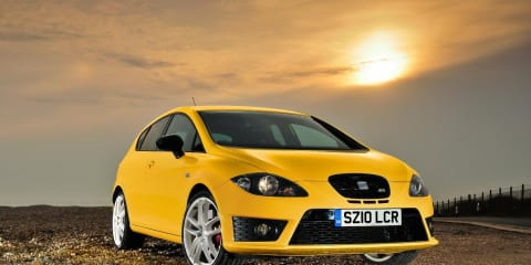 2010 Seat Leon Cupra R on sale in the UK