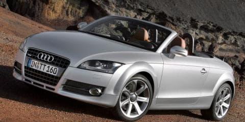 3 New Audis in Melbourne - Audi TT Roadster S3 A6 allroad quattro