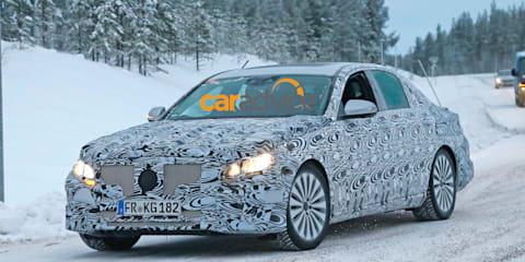 2016 Mercedes-Benz E-Class :: new-generation luxury sedan spied