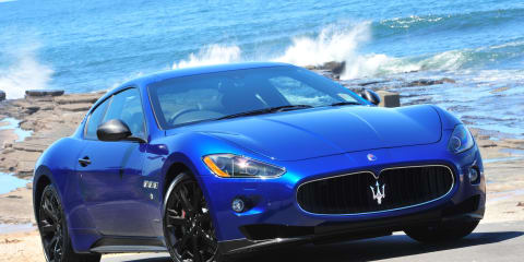 2012 Maserati GranTurismo S MC-Shift: More power, less fuel