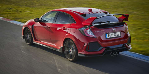 Could the new Civic Type R spawn an all-wheel-drive spinoff?