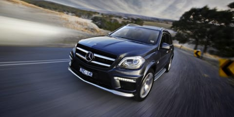 Mercedes-Benz GL-Class: pricing and specifications