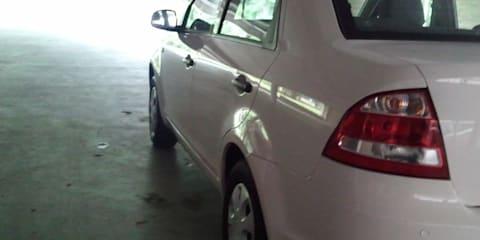 2011 PROTON S16 Review