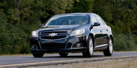 Holden Malibu Eco light hybrid could be go