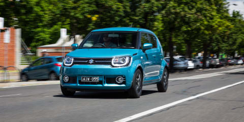 Suzuki Ignis proving that 'weird' can sell