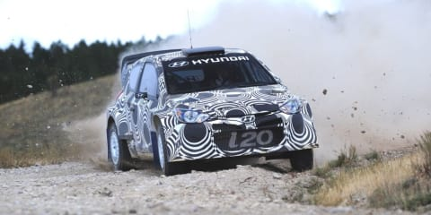 Hyundai goes full throttle with WRC program to meet tight deadline