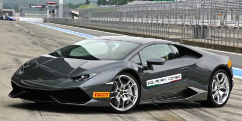 Lamborghini Huracan LP610-4 Review