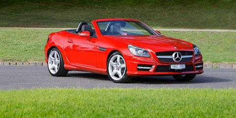 Mercedes-Benz SLK 200, 350 launched