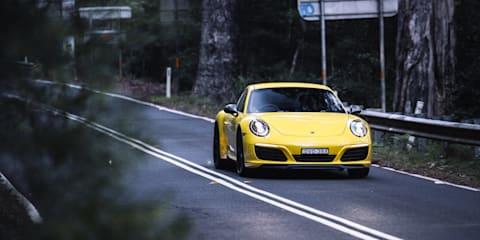 2018 Porsche 911 Carrera T review