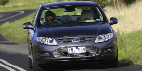 Ford Australia stands down 212 manufacturing workers