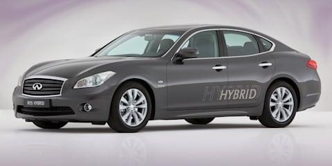 2011 Infiniti M35 Hybrid