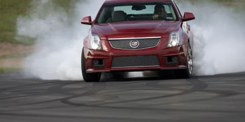 Cadillac CTS-V Review & Road Test