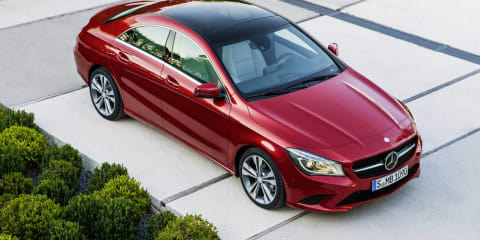 Mercedes-Benz: small models to drive big growth in Australia