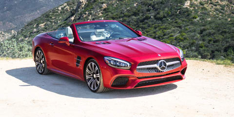 2016 Mercedes-Benz SL Review