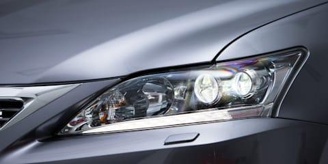 "Lexus to focus on ""step-up"" market"