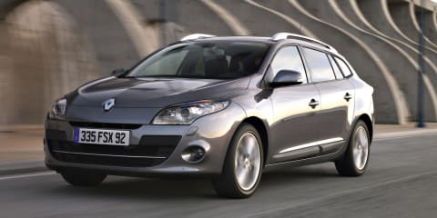 Renault Megane wagon confirmed for Australia