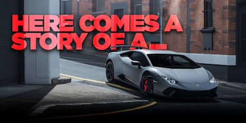 2018 Lamborghini Huracan Performante review