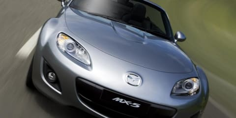 2009 Mazda MX-5 official pricing and specs