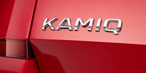 2020 Skoda Kamiq teased