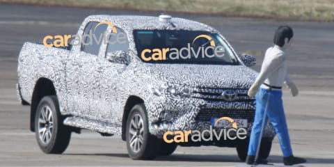 2016 Toyota HiLux engine details leaked, ute to debut autonomous emergency braking —UPDATED