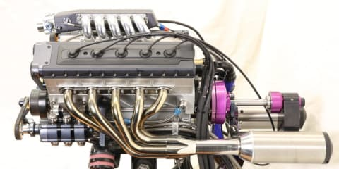 Guy hand-makes functional miniature V10 engine