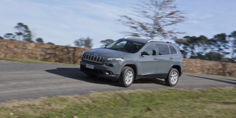 Jeep Cherokee: Melbourne to Sydney road trip